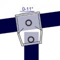 156 - Cruce con pendiente (Medio) (0° - 11°)