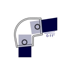 160 - Cruce con abrazadera