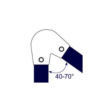 135Y - Abrazadera de horquilla